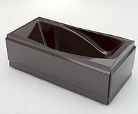 Ванна акриловая ARTEL PLAST Василиса (205) коричневая, фото 1