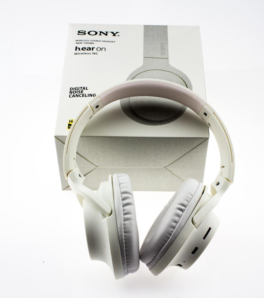 Bluetooth Sony Mdr 100abn 530 Headphone Mdr100abn Noise Cancelling Vsmarket