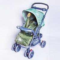 Детская коляска-книжка TILLY Elephant BT-WS-0001,GREEN
