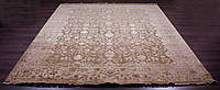 Классический индийский  ковер из шелка с шерстью