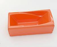 Ванна акриловая ARTEL PLAST Василиса (205) оранжевая, фото 1
