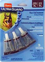 Hartz (Хартц) H10866 Капли от блох и клещей для щенков и собак весом более 27 кг 5,9мл