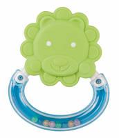 Погремушка-зубогрызка Веселые зверята Львенок, Canpol babies (2/459-3)