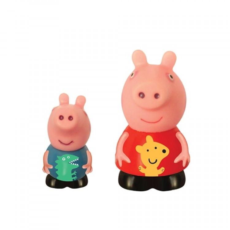 Набор игрушек-брызгунчиков Peppa - ПЕППА И ДЖОРДЖ 27132