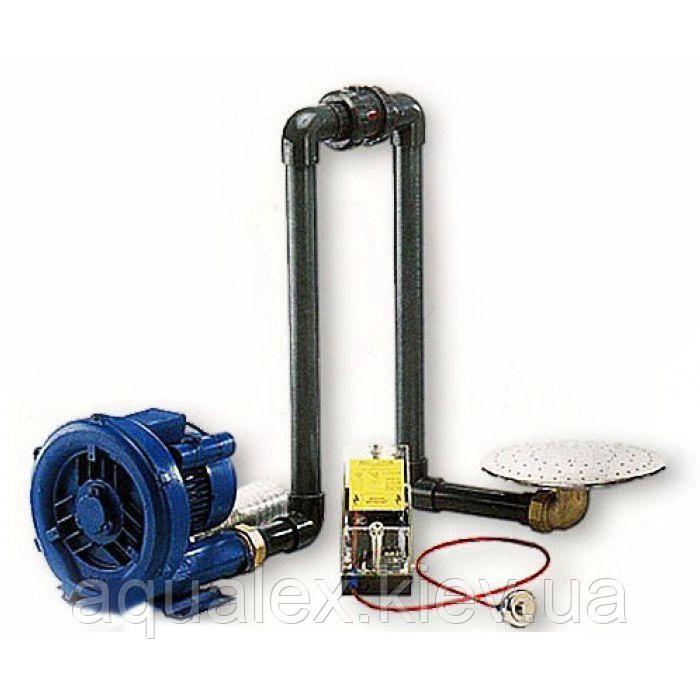 Донный гейзер Fitstar с подстветкой - 1,1 кВт