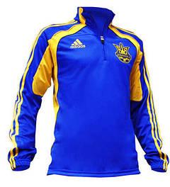 Одежда сборной Украины по футболу