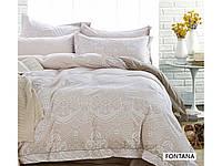 Семейный комплект постельного белья Arya Fontana