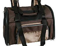 Рюкзак переноска для собак deLuxe нейлон 41 30 21см