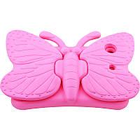 Чехол для iPad mini 2/3 iBuy Butterfly розовый