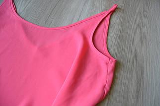 Розовый шифоновый топ Dorothy Perkins, фото 2
