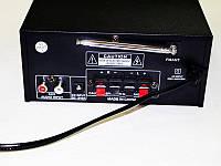 Усилитель звука UKC SN-805U USB+SD+FM+Karaoke, фото 5