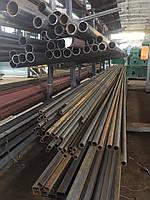 Труба для изготовления забора (оградок) стальная новая ф10-219х1,0-8,0мм.
