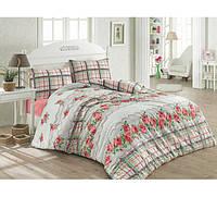 Теплое постельное белье из фланели.