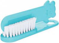 Щетка для волос мягкая (серо-голубая), Canpol babies (2/424-4)
