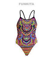 Сдельный купальник для девочек Funkita Tribal Queen FS16, фото 1
