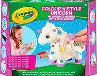 Набор для творчества с фломастерами Единорог, Crayola (93020)