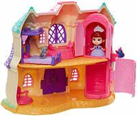 Королевский замок принцессы Софии с мини-куклой, Disney Sofia the First, Jakks Pacific (1294)