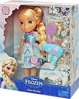 Кукла Эльза (свет, музыка), серия Disney Frozen, Jakks Pacific (91761)