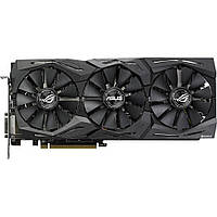 Видеокарта ASUS Radeon RX 580 STRIX OC 8GB (ROG-STRIX-RX580-O8G-GAMING)