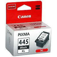 Картридж Canon PG-445XL, Black, MG2440/2540/2550, 15 ml, OEM (8282B001)