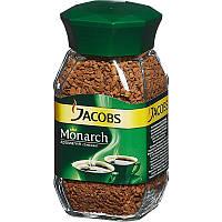 Кофе растворимый  Jacobs Monarch 200г Банка