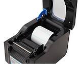 Чековий принтер Xprinter XP-370B 80мм, принтер етикеток, термопринтер, фото 5