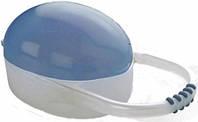 Голубой контейнер с ручкой для пустышки, Nuby (5912-4)