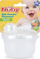 Диспенсер для смеси, белый, Nuby (5305-1)