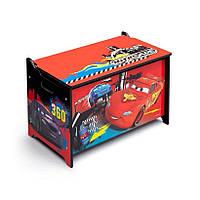 Ящик-комод для игрушек Тачки Worlds Apart