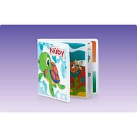 Книжка-малышка с пищалкой, Nuby (4755)