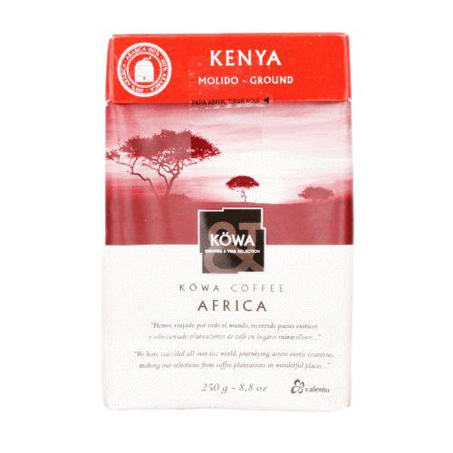 Кофе в зернах Cafento Kowa Kenya 250 гр.