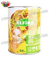 Elfina Эмаль ПФ-115П Для внешних и внутренних работ 0,9кг