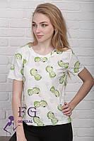 Женская футболка «Lime», фото 1