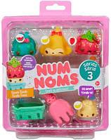 Набор ароматных игрушек Овощи и Фрукты S3, Num Noms (546351)