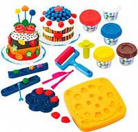 Набор для лепки Мастерская тортов, PlayGo (8205)