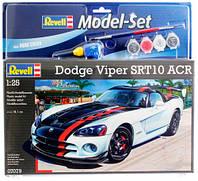 Model Set Автомобиль Dodge Viper SRT 10 ACR, 1:25, Revell (67079)