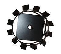 Колеса з грунтозачепами Ø275х110 (Ø-25,5) (ПОЛТАВА)