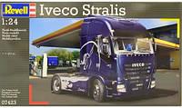 Грузовик Iveco Stralis, 1:24, Revell (7423)