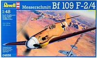 Истребитель Messerschmitt Bf109 F-2/4, 1:48, Revell (4656)