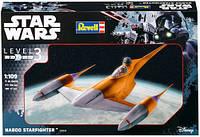 Космический корабль Naboo Starfighter, 1:109, Revell (3611)