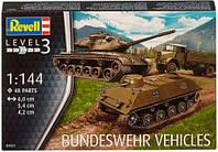Набор Bundeswehr Vehicles, 1:144, Revell (3351)