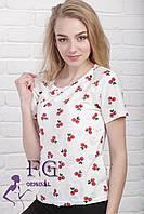 Женская футболка «Cherry», фото 1
