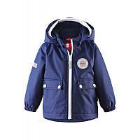 Зимняя куртка для мальчиков Reima 511211-6980. Размер 80.