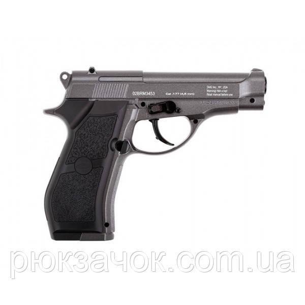 Пистолет пневматический газобаллонный GLETCHER BRT 84 (BERETTA), фото 1
