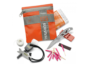 Набор Для Выживания Gerber Bear Grylls Survival Basic Kit 22-31-000700