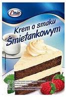 Крем для десерту Emix 100g вершки (15шт/ящ)