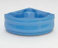 Ванна акриловая ARTEL PLAST  Злата (136) голубая, фото 1