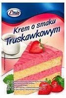 Крем для десерту Emix 100g полуниця (15шт/ящ)