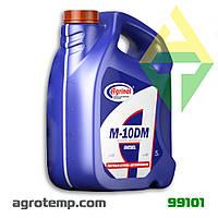Масло моторне М-10ДМ каністра 5л. Agrinol