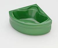 Ванна акриловая ARTEL PLAST  Злата (136) зеленая, фото 1